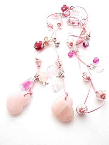 Pink Lariat